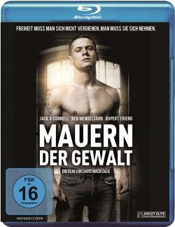 """Das Blu-ray-Cover von """"Mauern der Gewalt"""" (Quelle: Ascot Elite)"""