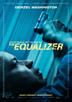 "Das Plakat von ""The Equalizer"" (Quelle: Sony Pictures)"
