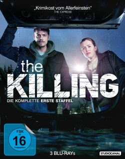 "Das Blu-ray-Cover von ""The Killing Staffel 1"" (Quelle: Pandastorm Pictures)"