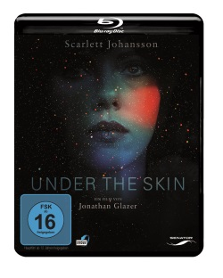 "Das Blu-ray-Cover von ""Under the Skin"" (Quelle: Senator Film)"