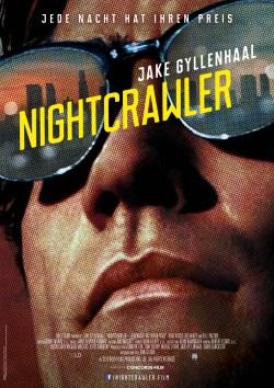 """Das Plakat von """"Nightcrawler"""" (Quelle: Concorde Film)"""