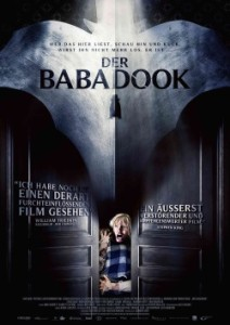 "Das Plakat von ""The Babadook"" (Quelle: Capelight Pictures)"