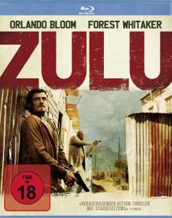 """Das Blu-ray-Cover von """"Zulu"""" (Quelle: Studio Hamburg)"""