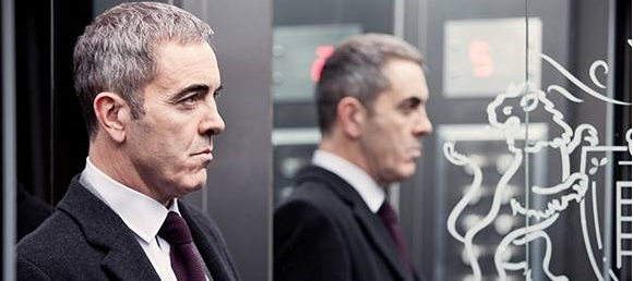 "James Nesbitt in ""Babylon"" (Quelle: DRG, Cologne Conference)"
