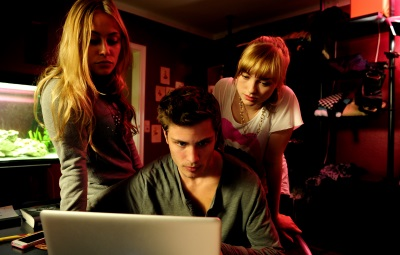"Übers Internet können sich Filmfans an den Produktionen wie ""LenaLove"" beteiligen (Quelle: Falcom Media)"