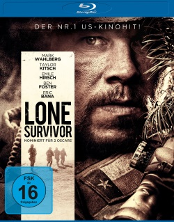 "Das Blu-ray-Cover von ""Lone Survivor"" (Quelle: Universum Film)"