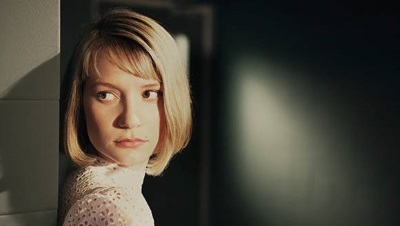 """Mia Wasikowska in """"The Double"""" (Quelle: Cologne Conference)"""