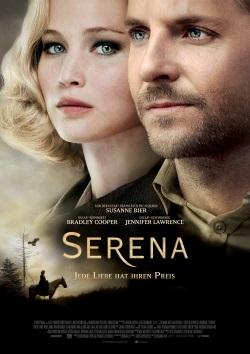 """Das Plakat von """"Serena"""" (Quelle: StudioCanal)"""