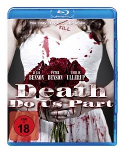 """Das Blu-ray-Cover von """"Death Do Us Part"""" (Quelle: Ascot Elite)"""