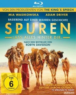 """Das Blu-ray-Cover von """"Spuren"""" (Quelle: Ascot Elite)"""