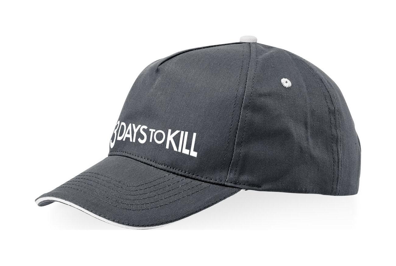"Die ""3 Days to Kill""-Cap"