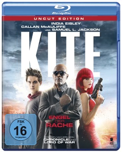 "Das Blu-ray-Cover von ""Kite"" (Quelle: Tiberius Film)"