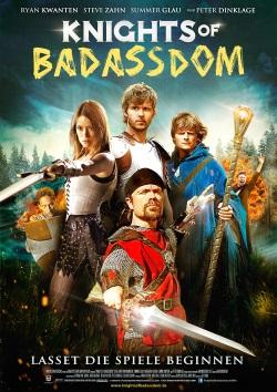 """Das Cover von """"Knights of Badassdom"""" (Quelle: Pandastorm Pictures)"""