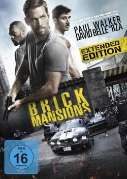 "Das DVD-Cover von ""Brick Mansions"" (Quelle: Universum Film)"