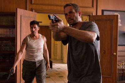 Lino und Damien als ungleiches Team (Quelle: Universum Film)