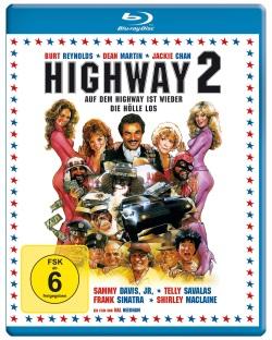"""Das Blu-ray-Cover von """"Highway 2"""" (Quelle: Winklerfilm)"""
