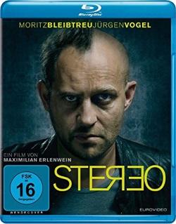 """Das Blu-ray-Cover von """"Stereo"""" (Quelle: Central Film)"""