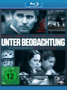 "Das Blu-ray-Cover von ""Unter Beobachtung"" (Quelle: Universal Pictures)"