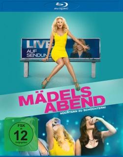"""Das Blu-ray-Cover von """"Mädelsabend"""" (Quelle: Universum Film)"""