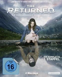 "Das Blu-ray-Cover von ""The Returned"" (Quelle: StudioCanal)"