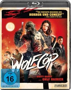 """Das Blu-ray-Cover von """"WolfCop"""" (Quelle: Ascot Elite)"""