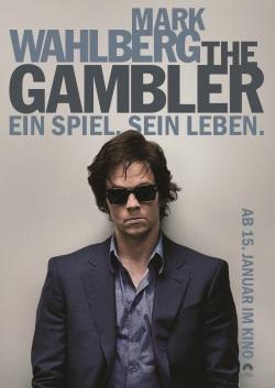"""Das Plakat von """"The Gambler"""" (Quelle: Paramount Pictures)"""