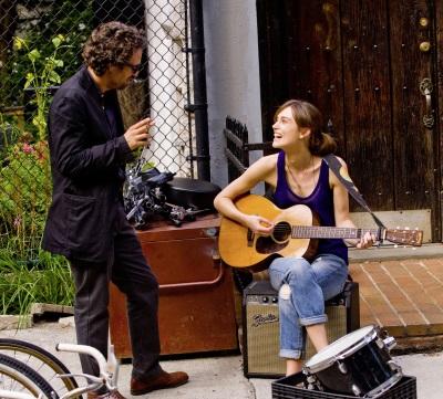 Dan (Marc Ruffalo) und Gretta (Keira Knightly) (Quelle: StudioCanal)