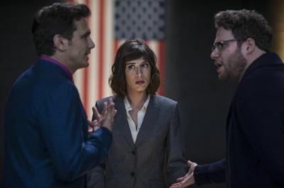 Dave und Aaron werden für ihren CIA-Autrag bereit gemacht (Quelle: Columbia Pictures)