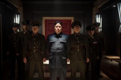 Wie tickt der gefürchtete Diktator? (Quelle: Columbia Pictures)