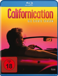 """Das Blu-ray-Cover von """"Californication Staffel 7"""" (Paramount Pictures Home Entertainment)"""