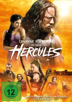 "Das DVD-Cover von ""Hercules"" (Paramount Pictures Home Entertainment)"
