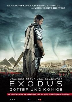 """Das Plakat von """"Exodus"""" (Quelle: 20th Century Fox)"""