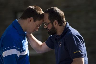 Mark und Dave haben ein extrem enges Verhältnis (Quelle: Koch Media)