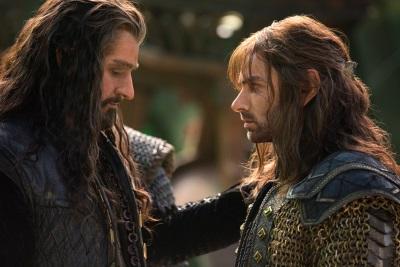 Thorin und Kili träumen von der Herrschaft der Zwerge (©2014 METRO-GOLDWYN-MAYER PICTURES INC. AND WARNER BROS. ENTERTAINMENT INC. ALL RIGHTS RESERVED)