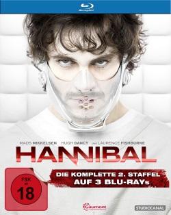 "Das Blu-ray-Cover von ""Hannibal Staffel 2"" (Quelle: StudioCanal)"