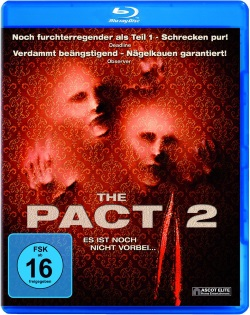"Das Blu-ray-Cover von ""The Pact 2"" (Quelle: Ascot Elite)"