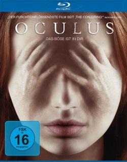 "Das Blu-ray-Cover von ""Oculus"" (Quelle: Universum Film)"