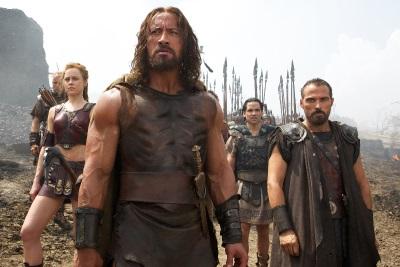 Hercules und seine Unterstützer (Paramount Pictures Home Entertainment)