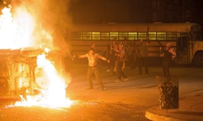 Für viele Leute ist die Purge-Nacht eine große Party (Quelle: Universal Pictures)