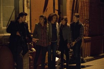 Irgendwie will die Gruppe die Nacht überleben (Quelle: Universal Pictures)