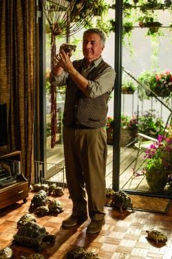 Aus der Not teilt Hoppy seine Wohnung mit einer Armada von Schildkröten (Quelle: Ascot Elite)