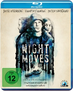 "Das Blu-ray-Cover von ""Night Moves"" (Quelle: MFA Film)"