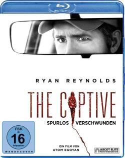 """Das Blu-ray-Cover von """"The Captive"""" (Quelle: Ascot Elite)"""