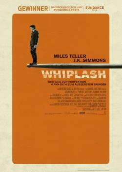 """Das Kinoplakat von """"Whiplash"""" (Quelle: Sony Pictures)"""