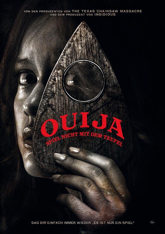 """Das Kino-Plakat von """"Ouija"""" (Quelle: Universal Pictures)"""