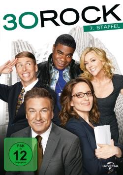 """Das DVD-Cover von """"30 Rock Staffel 7"""" (Quelle: Universal Pictures)"""