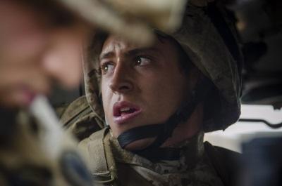 Das Film-Team begleitet die Soldaten auf Schritt und Tritt (Quelle: WVG Medien)
