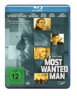 "Das Blu-ray-Cover von ""A Most Wanted Man"" (Quelle: Senator Film)"