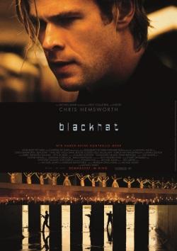 """Das Kinoplakat von """"Blackhat"""" (Quelle: Universal Pictures)"""