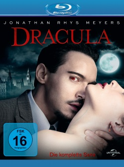 """Das Blu-ray Cover der """"Dracula""""-Serie (Quelle: Universal Pictures Germany)"""